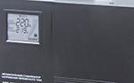 Ресанта АСН-10000/1-ЭМ - лицевая панель