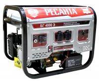 Электрогенератор БГ 4000 Э