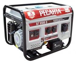 Электрогенератор БГ 9500 Э