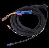 Горелка с жидкостным охлаждением для САИПА-350, 3м