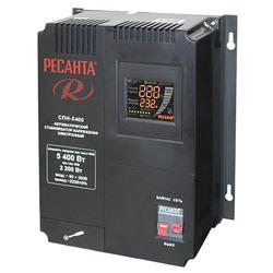 Стабилизатор напряжения Ресанта СПН-5400