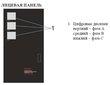 Стабилизатор напряжения Ресанта АСН-60000/3-ЭМ (лицевая панель)