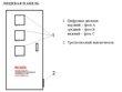 Стабилизатор напряжения Ресанта АСН-30000/3-Ц (лицевая панель)