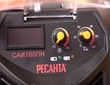 Регуляторы сварочного аппарата пониженного напряжения Ресанта САИ-160ПН