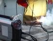 Сварка сварочным аппаратом пониженного напряжения Ресанта САИ-160ПН