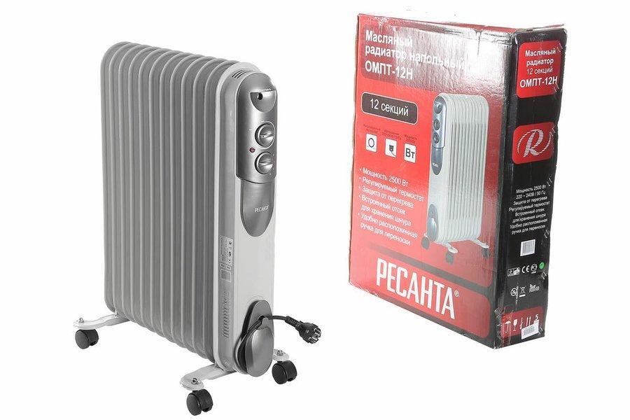 Корпусу масляный радиатор не потребляет достижении нужной температуры воздуха