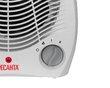Три режима работы тепловентилятора электрического ТВС-1
